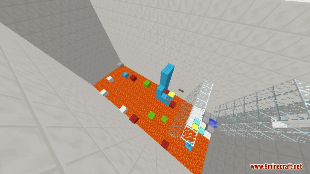Sprint Lava Parkour 3 Map Screenshots 6
