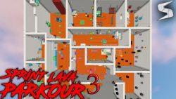Sprint Lava Parkour 3 Map Thumbnail