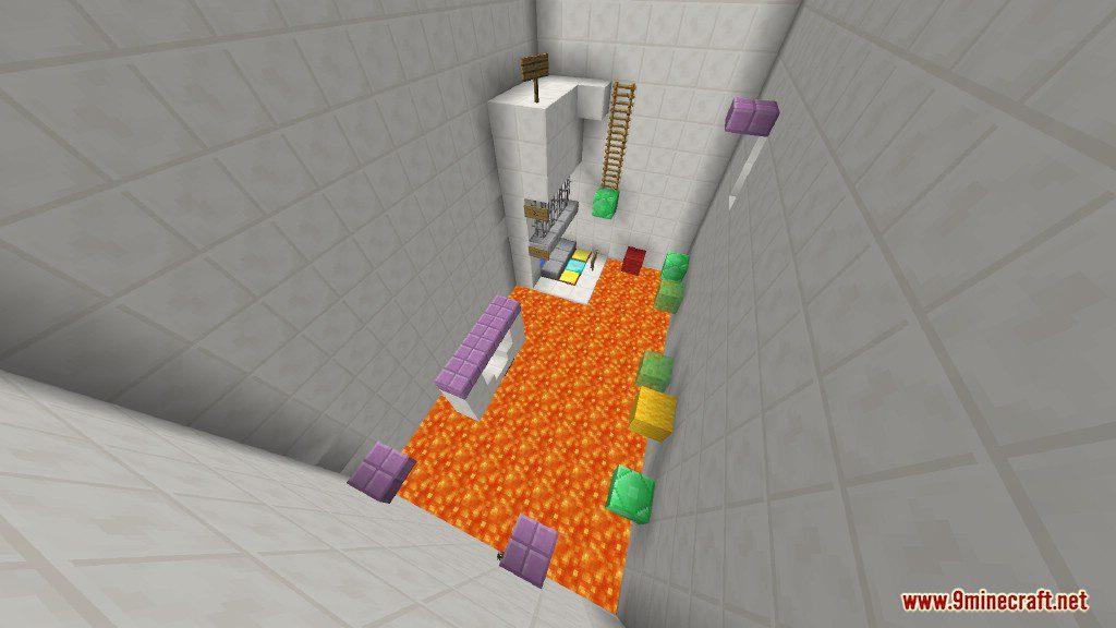 Sprint Lava Parkour Map Screenshots 12