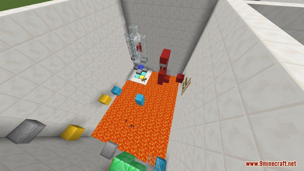 Sprint Lava Parkour Map Screenshots 15