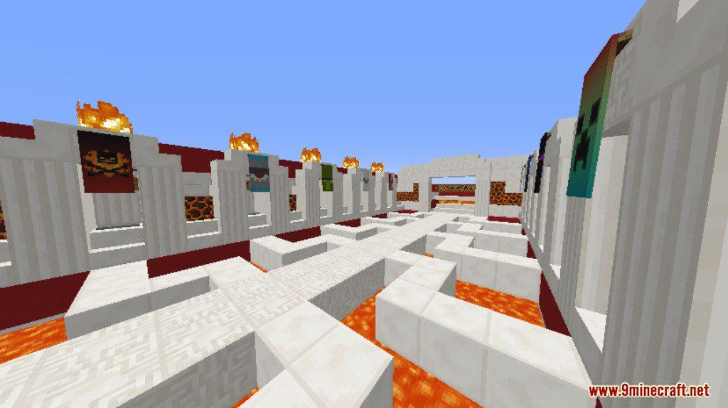 Survive The Burn Map Screenshots 10