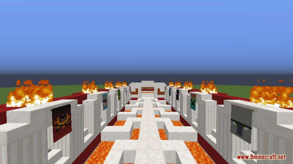 Survive The Burn Map Screenshots 12