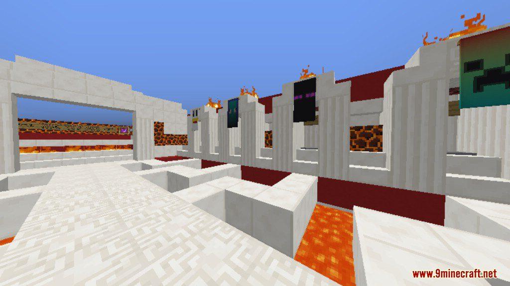 Survive The Burn Map Screenshots 4