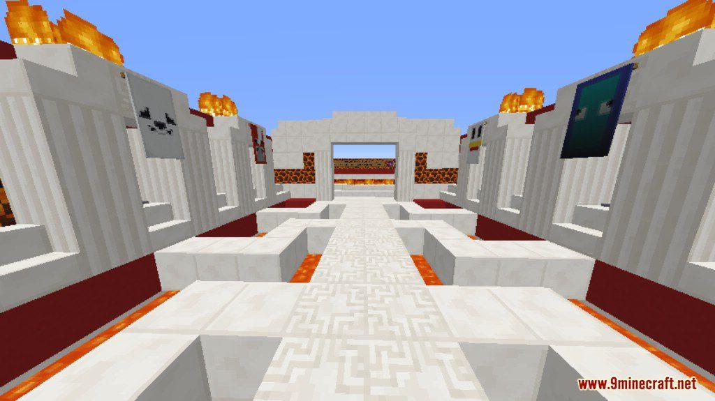 Survive The Burn Map Screenshots 5