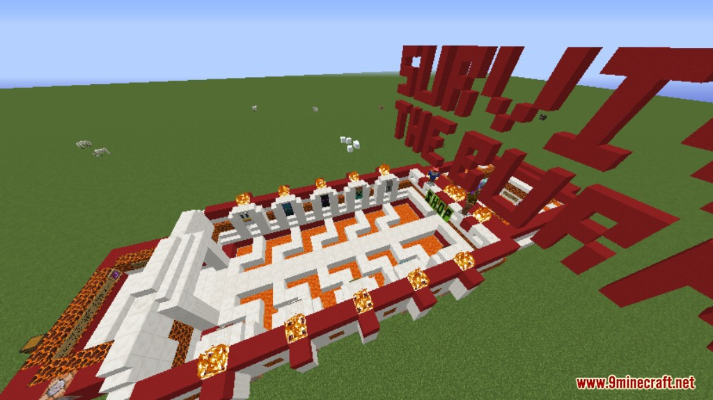 Survive The Burn Map Screenshots 8