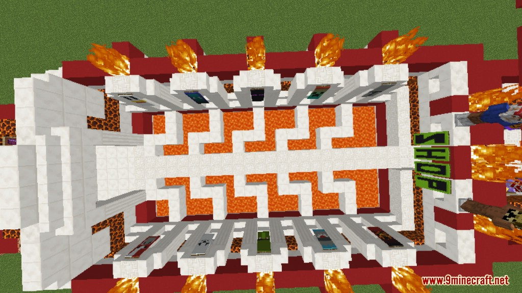 Survive The Burn Map Screenshots 9