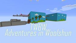 TWBW – Adventures in Woolshun Map Description