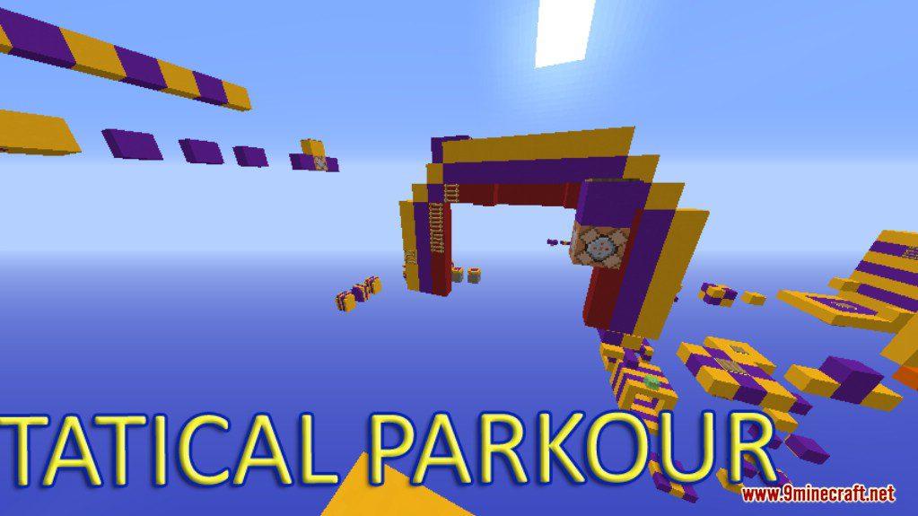 Tactical Parkour Map Screenshots 10