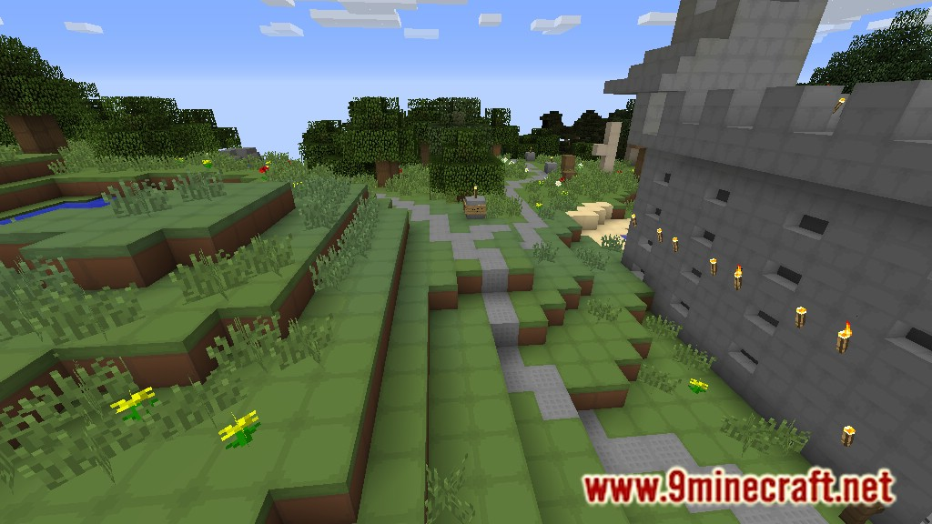 Temples Of Legends Map Screenshots 02