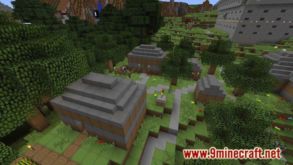 Temples Of Legends Map Screenshots 11
