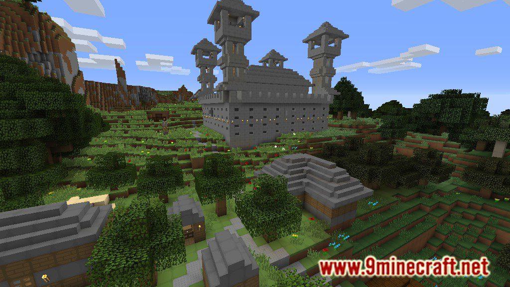Temples Of Legends Map Screenshots 12