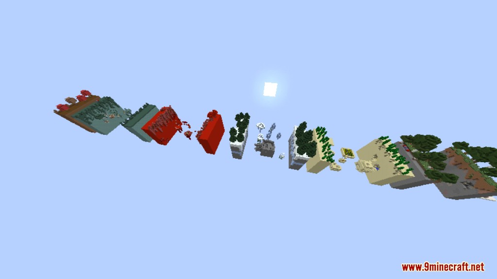 The Crush Chunks Map Screenshots 9