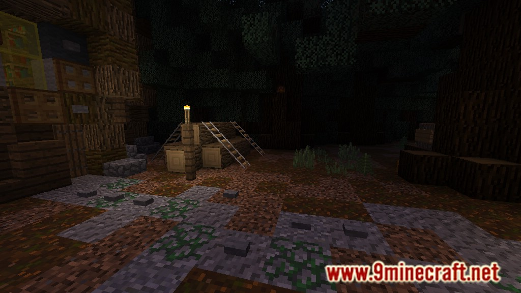The Witch Map Screenshots 08