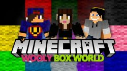 The Wooly Box World Map Thumbnail