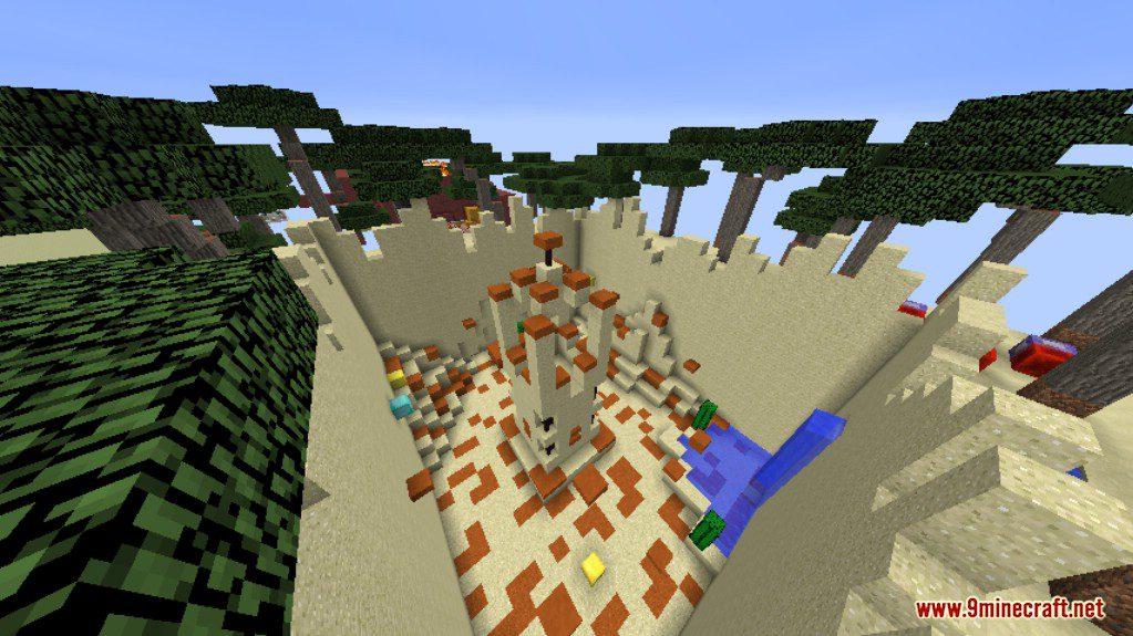 Thrist For Jumping Map Screenshots 8