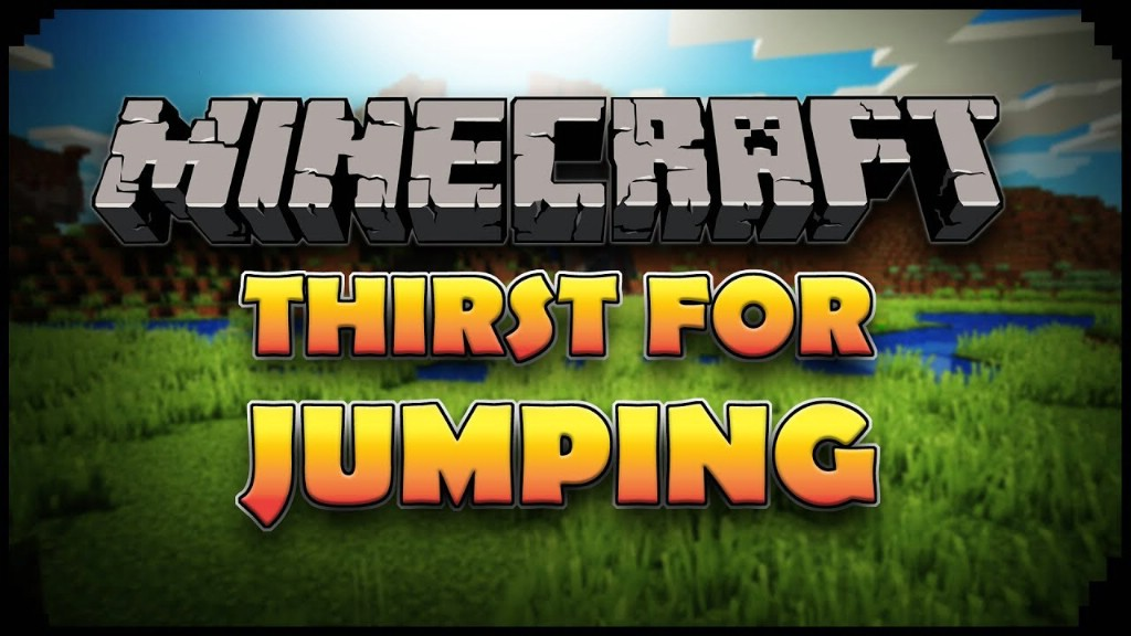 Thrist For Jumping Map Thumbnail