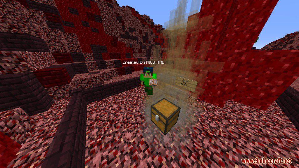 Unfair Nether Map Screenshots 1