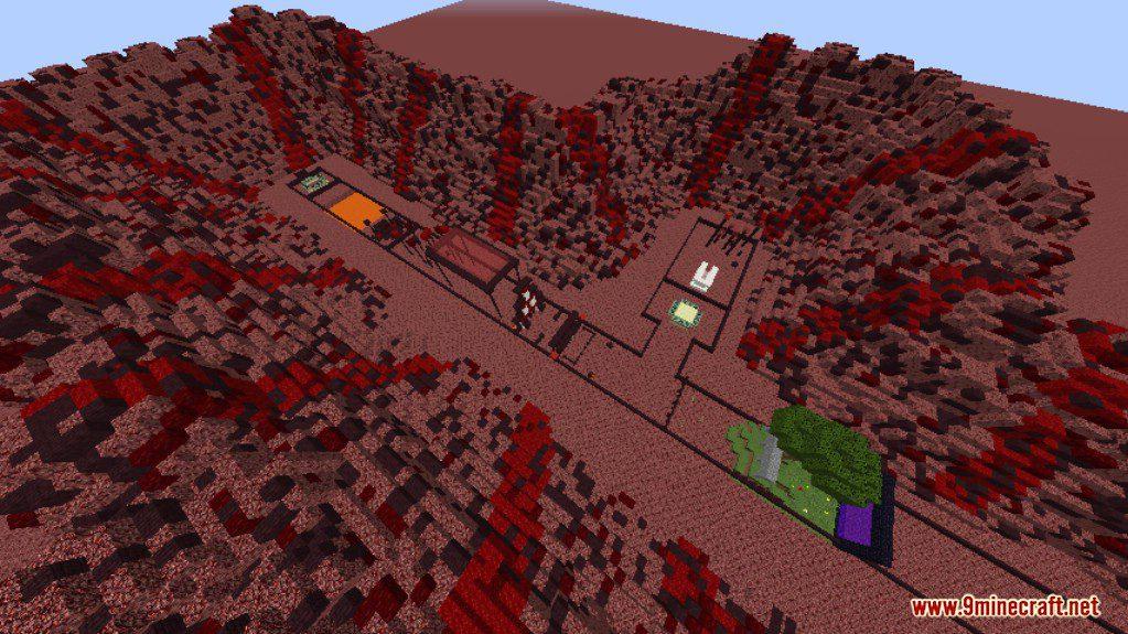 Unfair Nether Map Screenshots 12