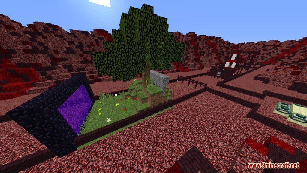 Unfair Nether Map Screenshots 4