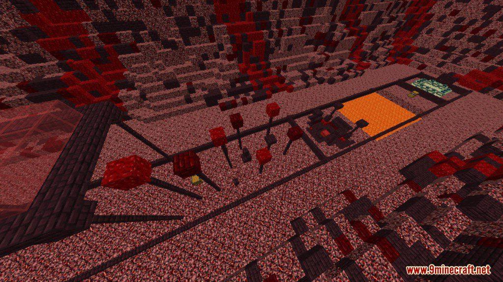 Unfair Nether Map Screenshots 7