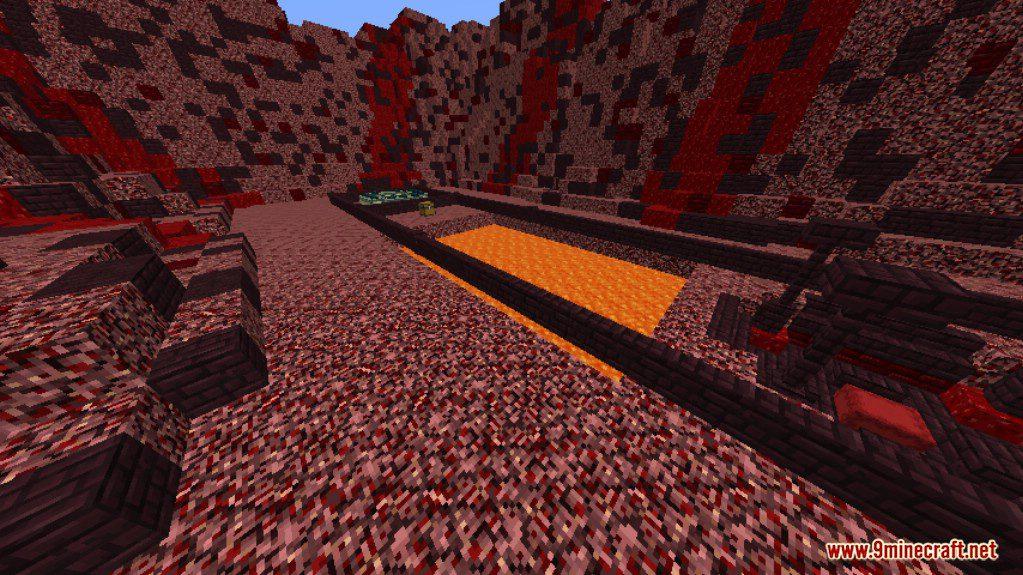 Unfair Nether Map Screenshots 8