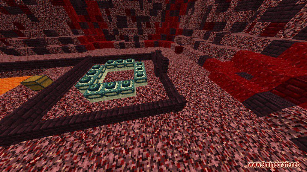 Unfair Nether Map Screenshots 9