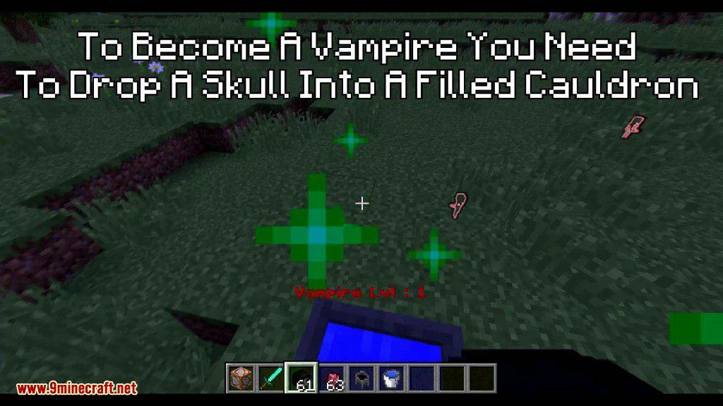 Vampirism Command Block Screenshots 10