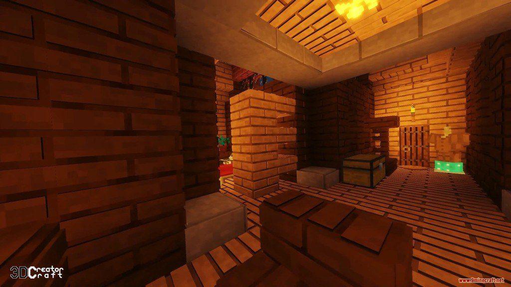 3D CreatorCraft Resource Pack Screenshots 1