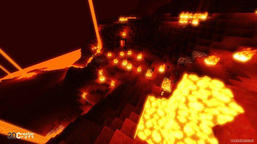 3D CreatorCraft Resource Pack Screenshots 10