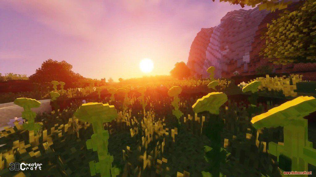 3D CreatorCraft Resource Pack Screenshots 13