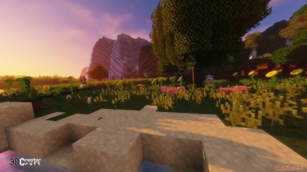 3D CreatorCraft Resource Pack Screenshots 14