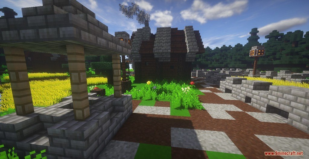 4R Craft Resource Pack Screenshots 2