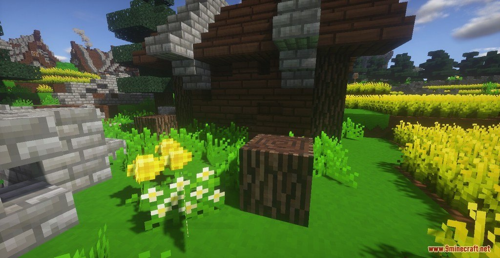 4R Craft Resource Pack Screenshots 3