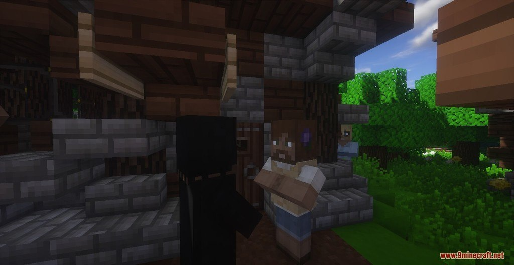 4R Craft Resource Pack Screenshots 7