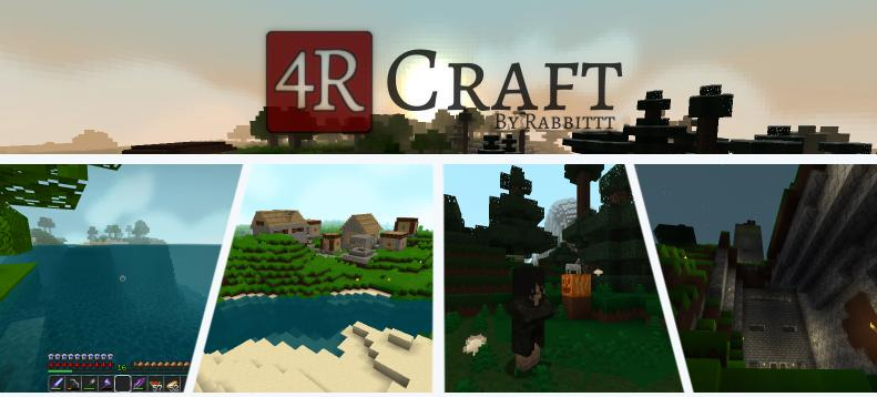 4R Craft Resource Pack