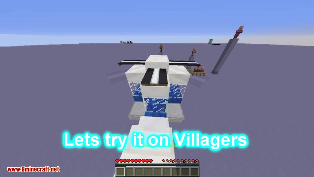 Attacking Helicopter Command Block Screenshots 18