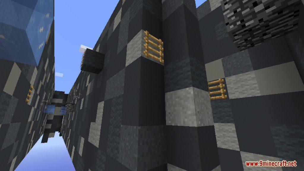 Black to White Map Screenshots 11