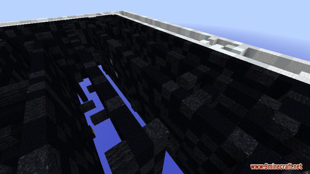 Black to White Map Screenshots 4