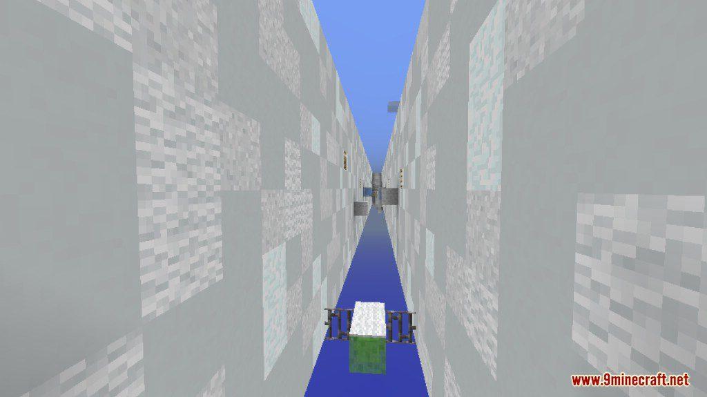 Black to White Map Screenshots 7