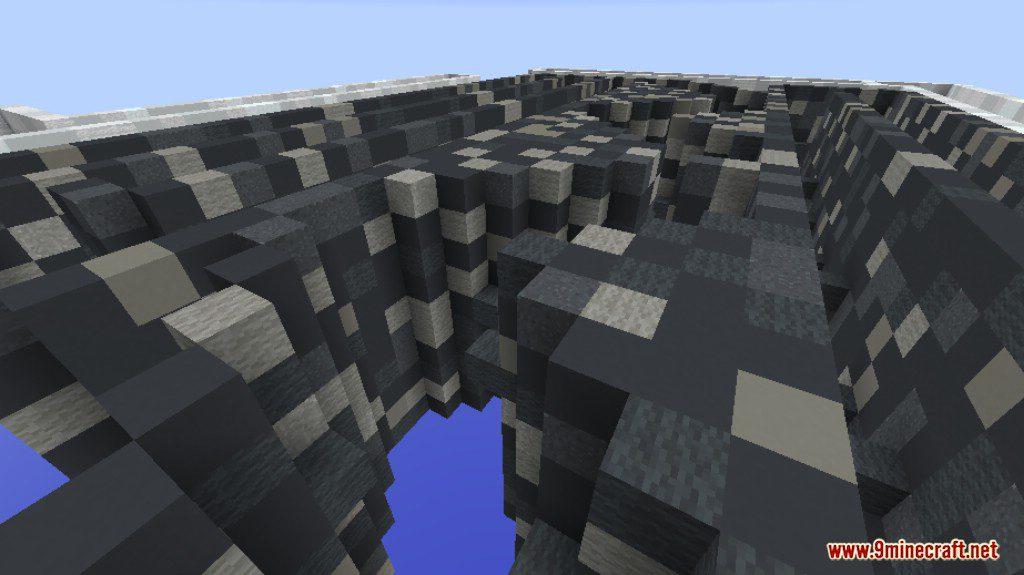 Black to White Map Screenshots 9