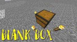 Blank Box Map Thumbnail