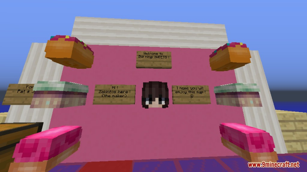 Burning Sweet Map Screenshots 2