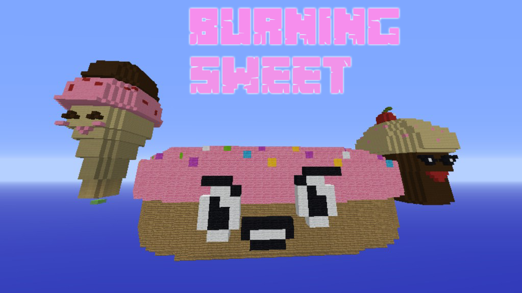 Burning Sweet Map 1.12.2/1.12