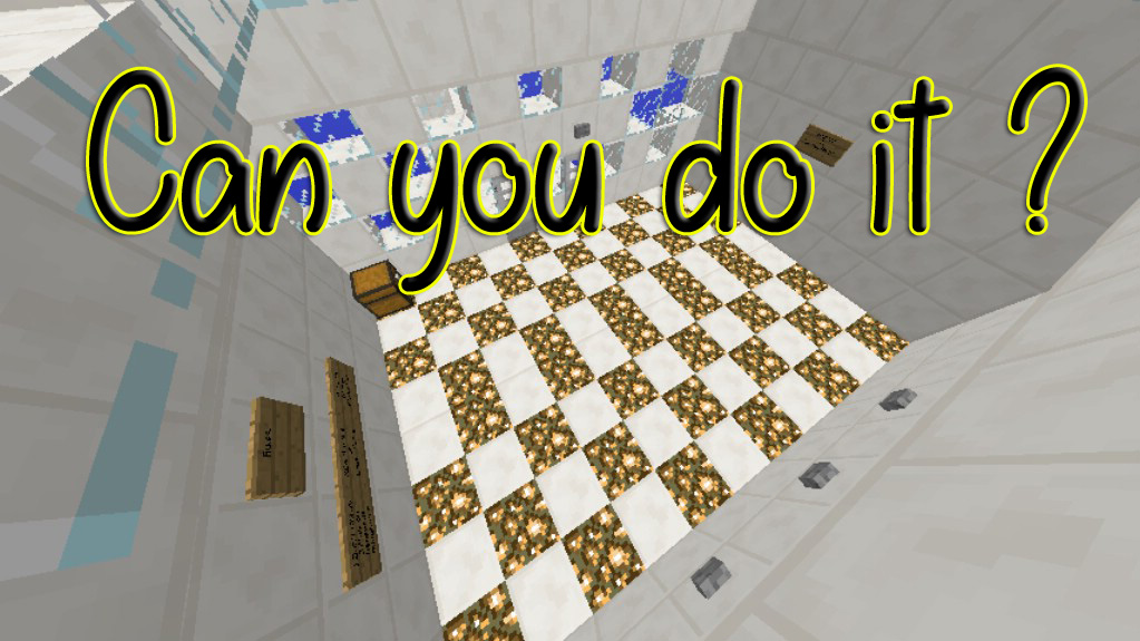 Can you do it? Map Thumbnail