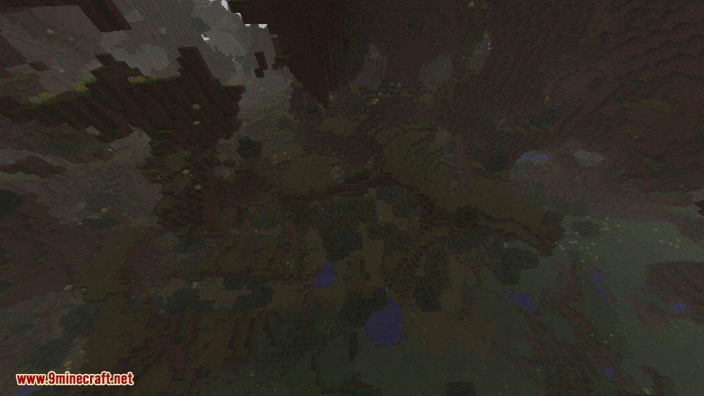 Cavern II Mod Features 10