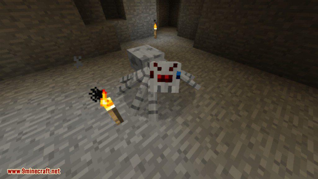 Cavern II Mod Features 17