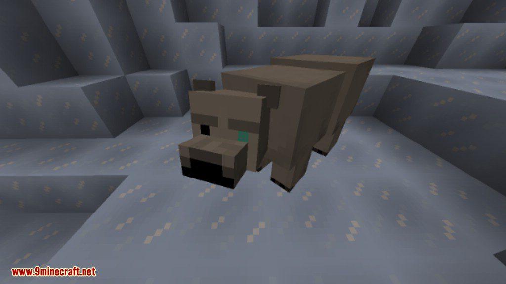 Cavern II Mod Features 18