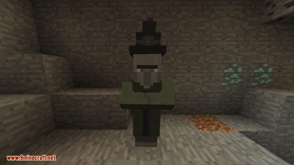 Cavern II Mod Features 19