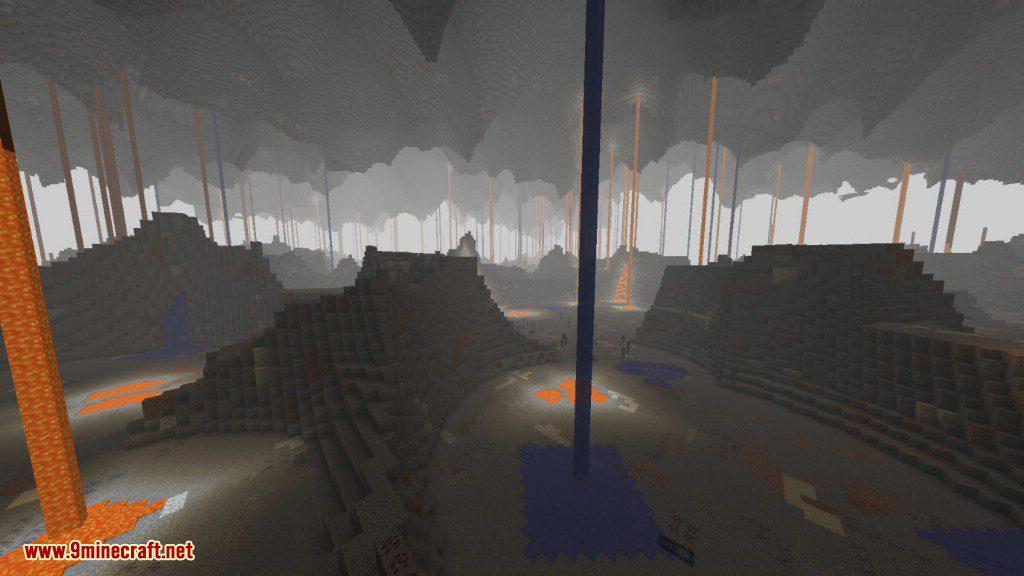 Cavern II Mod Features 8