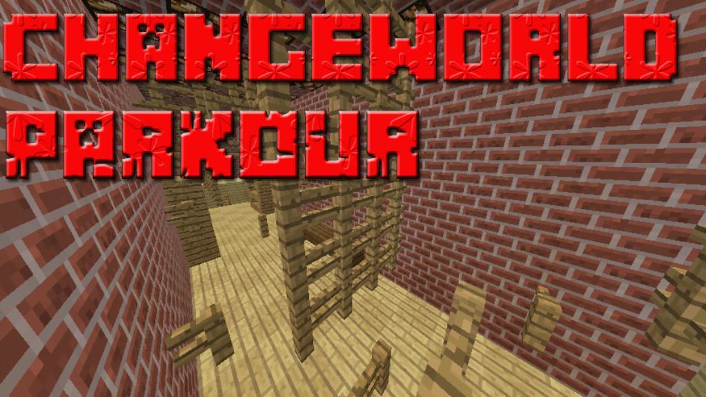 Changeworld Parkour Map Thumbnail